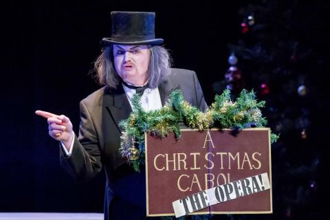 A CHRISTMAS CAROL, IAIN BELL – TEATRO SOCIALE DI TRENTO PER OPERA 20.21, VENERDI' 2 DICEMBRE 2016